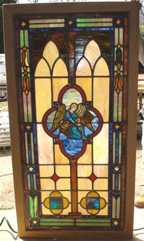 stained glass recycling   architectural salvage