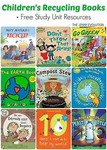 Children's Books on Recycling + Study Unit Resources ...