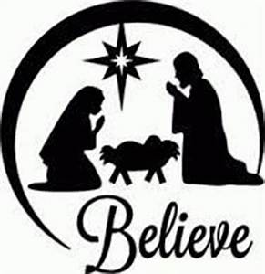 """Search Results for """"Printable Nativity Scene Silhouette"""