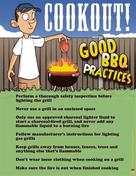 don t get burned barbecue safety tips kaiserslautern