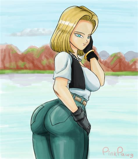 Android 18 Goes Inside Cell Dragon Ball Z Porn Comics Galleries