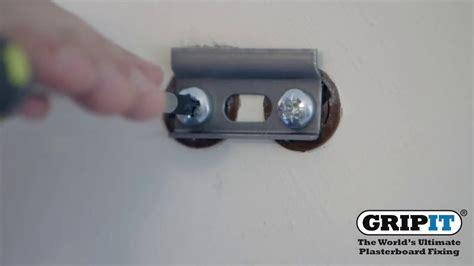 Kitchen Cabinet Wall Fixings by Gripit How To Fix A Kitchen Cupboard To A Plasterboard