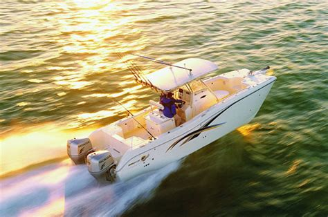 offshore fishing hull shapes boatscom