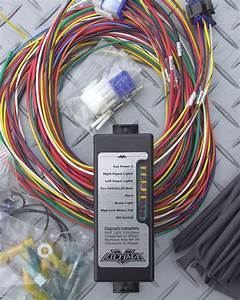 Ultima Complete Wiring Harness - Choppers