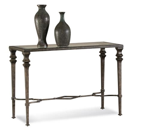 wrought iron sofa table console table design best wrought iron console table base