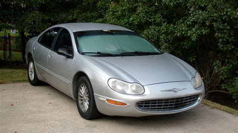 Chrysler Concorde Mpg by 2000 Chrysler Concorde Lx Vin Number Search Autodetective