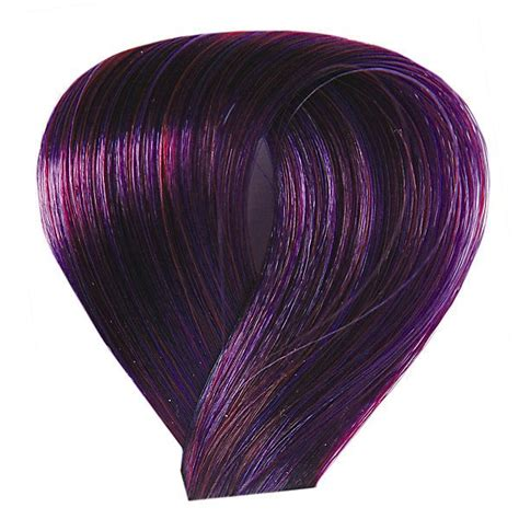 Purple Semi Permanent Hair Color Hair Color Purple