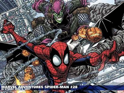 Marvel Goblin Comics Wallpapers Spider Comic Character