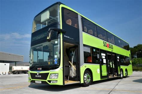 3-door Bus Hits The Road For Six-month Trial, Latest