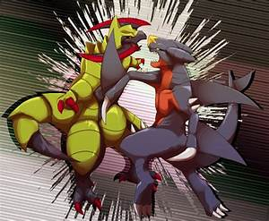 Haxorus Vs Garchomp | www.imgkid.com - The Image Kid Has It!