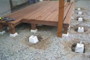 concrete decking posts concrete deck footing blocks precast concrete pier blocks buy concrete