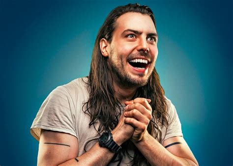 andrew wk   urban legend staying positive