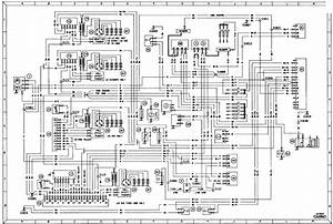 Wiring Diagrams - Ford Sierra Service Manual