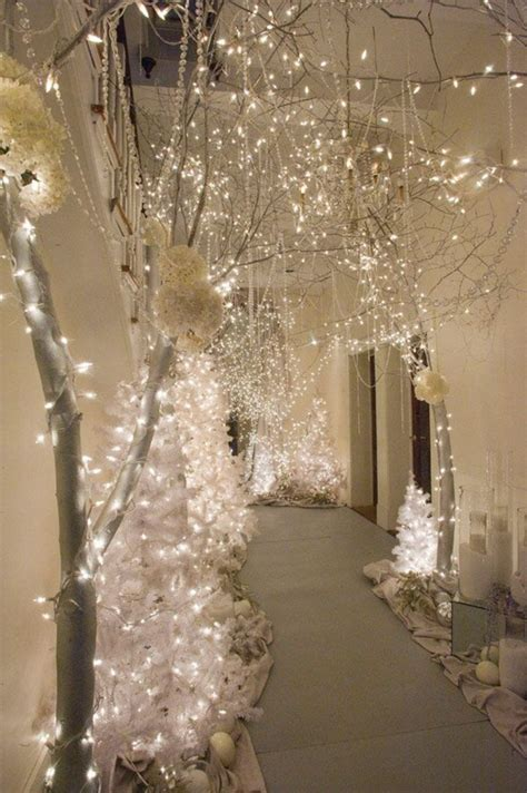 wonderful winter wonderland christmas decorating ideas
