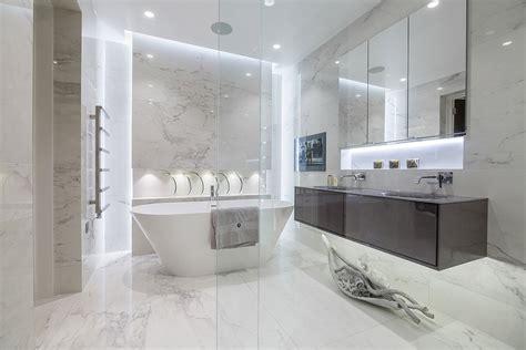 Luxury Bathrooms  Hadley Wood, London  Tiles & Baths Direct