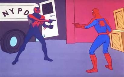 Spider Verse Into Meme Classic 2099 Star