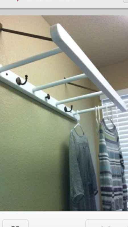 ways  repurpose ladders   homestead