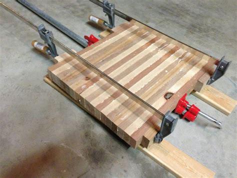 Diy Butcher Block Cutting Board Tutorial  The Rodimels