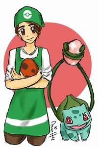 Pokemon Breeder Nachin