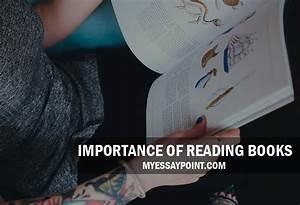 Essay on joy of reading books