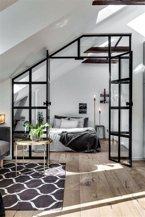 Babyzimmer Gestalten Dachschräge by Schlafzimmer Grau Weiss Dach Wohnung Parsvending