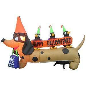 Walmart Halloween Yard Inflatables by Airblown Halloween Inflatables Dog Walmart Com