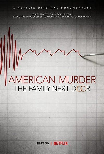 american murder  family  door  review