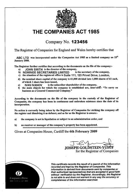 Компания в Англии: Все о регистрации английской компании
