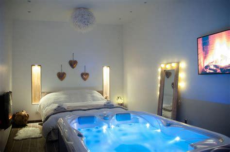 chambre d amour l escapade romantique chambre avec spa privatif au nord