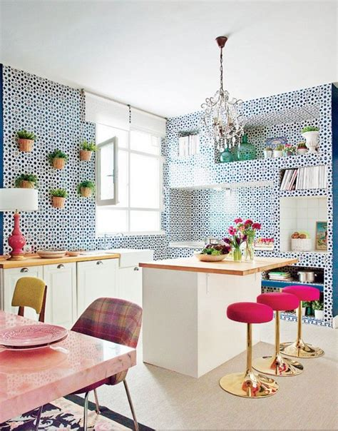 131 amazing colorful kitchen design ideas for exciting