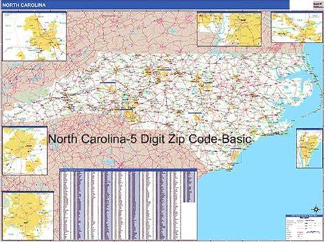 Map Charlotte Nc Zip Code