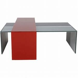 helderr beljo bridge coloured glass coffee table With coloured glass coffee table