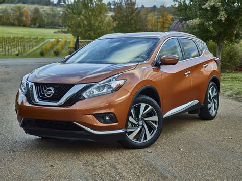 2015 Nissan Suv by 2015 Nissan Murano Best Midsize Suv