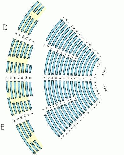 westbury  fair seating chart world  reference