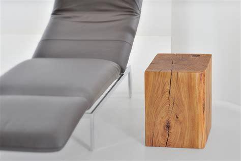 Holzhocker Massiv Design by Massiver Holzhocker In Asteiche Ge 246 Lt