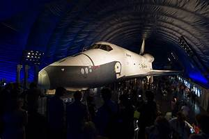 Enterprise Joins New York's Attractions   NASA