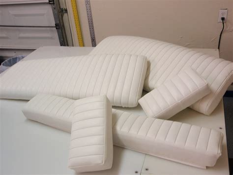 Custom Made Boat Cushions by Gulf Coast Boat Cushions Bb Upholstery