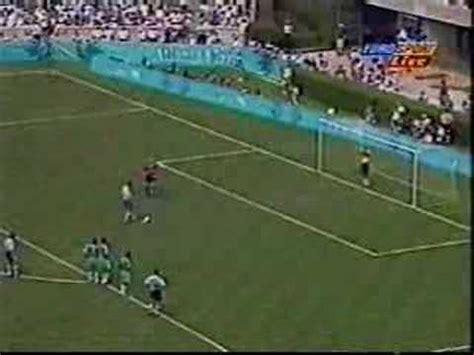atlanta  olympic final nigeria  argentina youtube