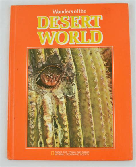 National Geographic: Wonders of the Desert World by Judith ...