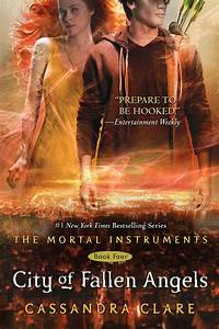 City of Fallen Angels | Book by Cassandra Clare | Official ...