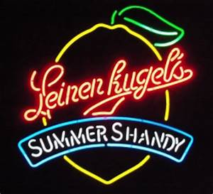 Leinenkugel Summer Shandy Neon Sign