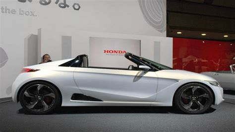 New Sports Car Honda S660  2015 Doovi