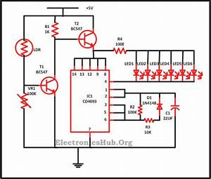 Wiring Diagram For Led Xmas Lights  With Images
