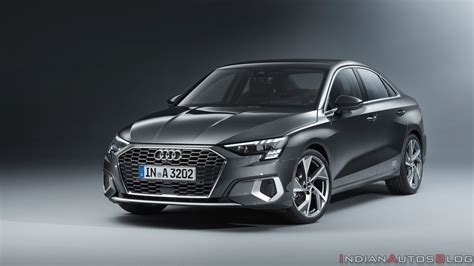 2021 Audi A3 Sedan breaks cover, priced from INR 25 lakh ...