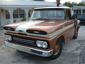 For Sale 1961 Chevy Apache Pickup