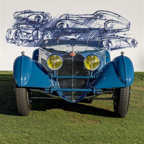 Bugatti Brings Legendary Classics And Veyron 16.4 Super