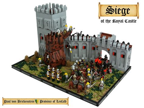 siege lego siege of the royal castle my entry to the global