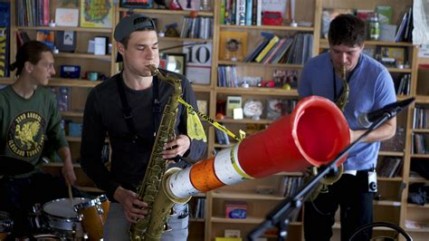Moon Hooch Npr Tiny Desk Concert moon hooch tiny desk concert npr