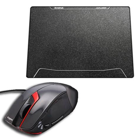 tapis de souris pour souris laser gaming slider x400 explorer souris pc gaming sur ldlc