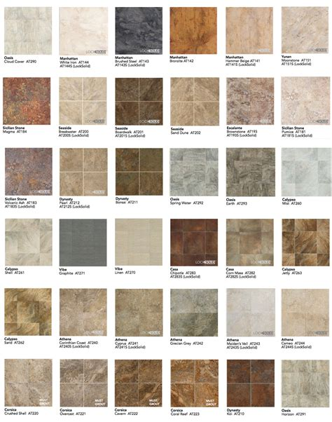 Grout Luxury Vinyl Tile by No Grout Tile Flooring